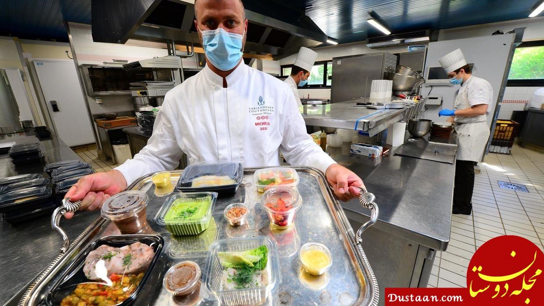 رعایت نکات بهداشتی در رستوران ها در روزهای شیوع ویروس کرونا