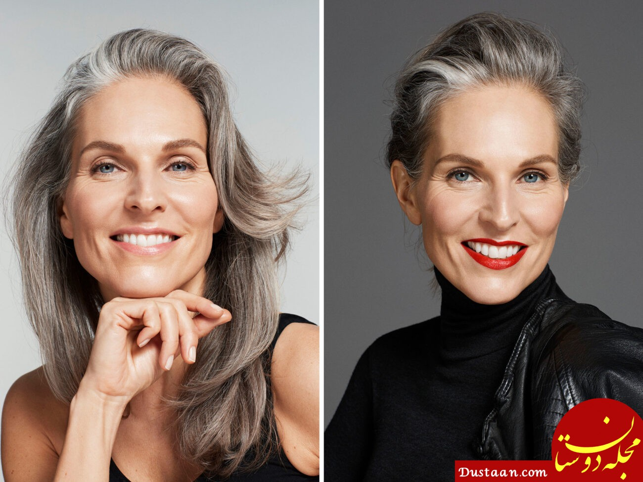 نکاتی درباره آرایش بانوان سالمند