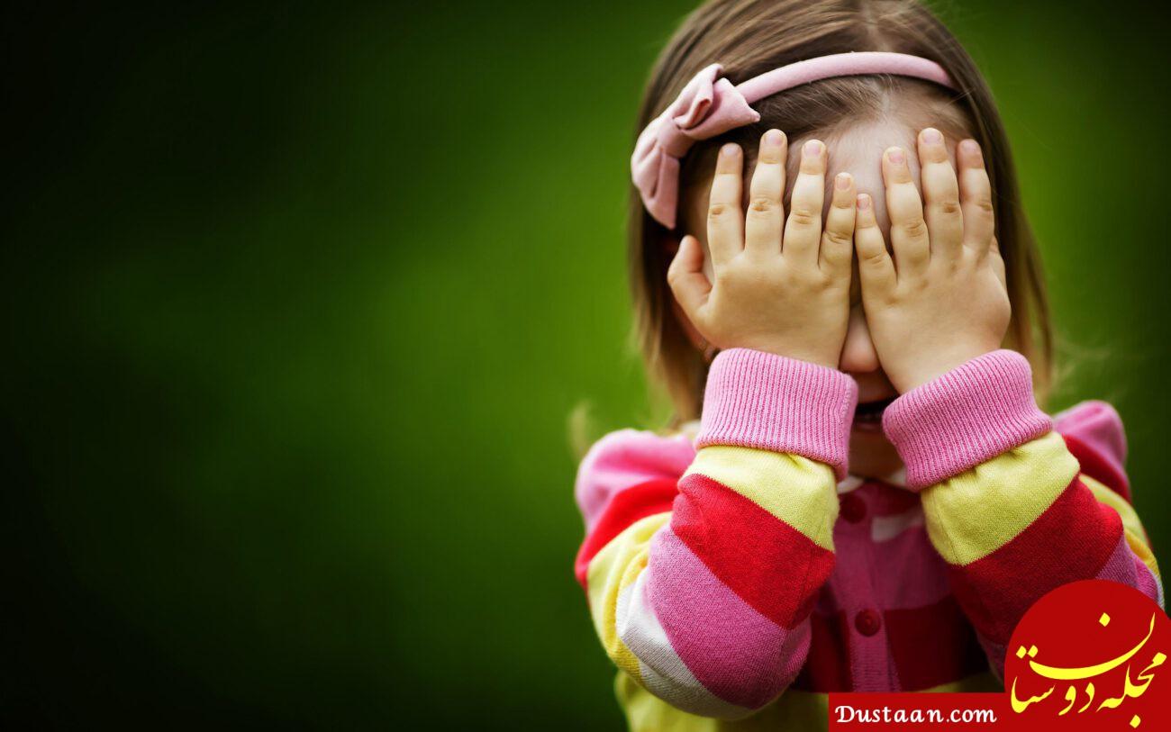 دختر 4 ساله ام تحمل اخم کردن من را ندارد