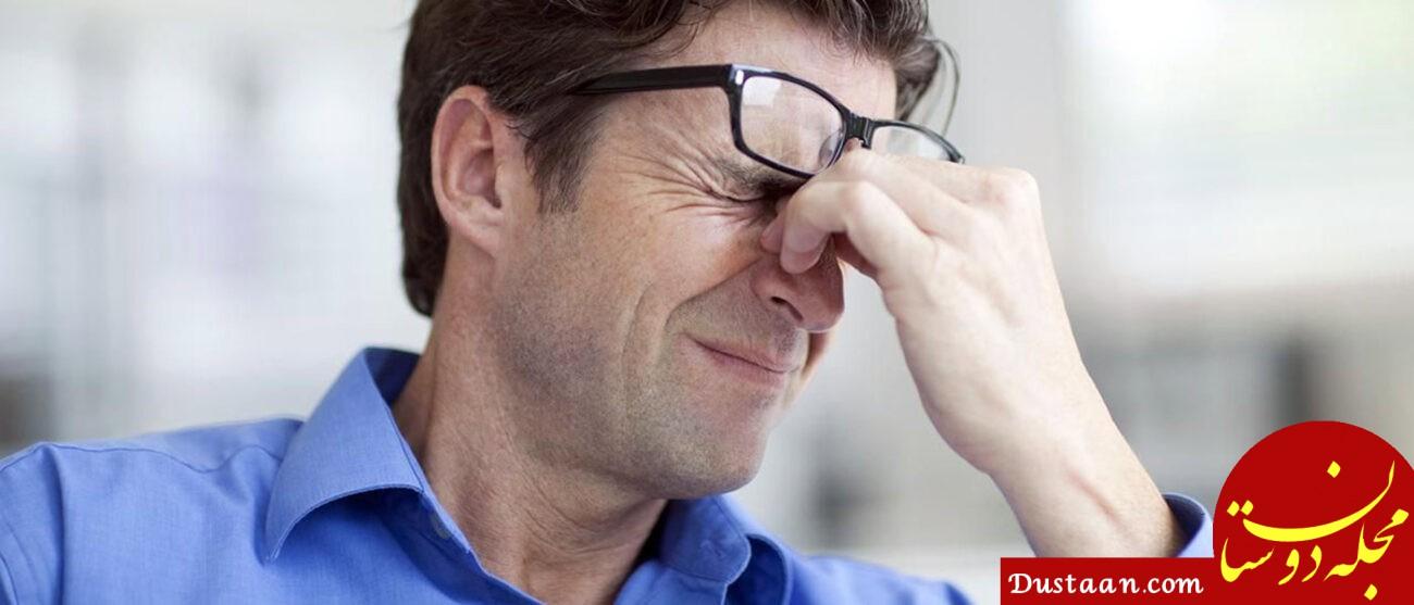انواع سردرد + راه های درمان خانگی