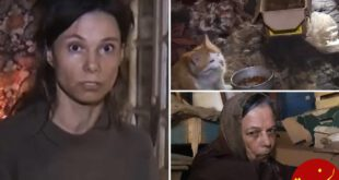 دختری که 26 سال توسط مادرش زندانی بود! +عکس