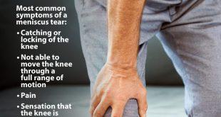 پارگی مینیسک زانو و راههای درمان
