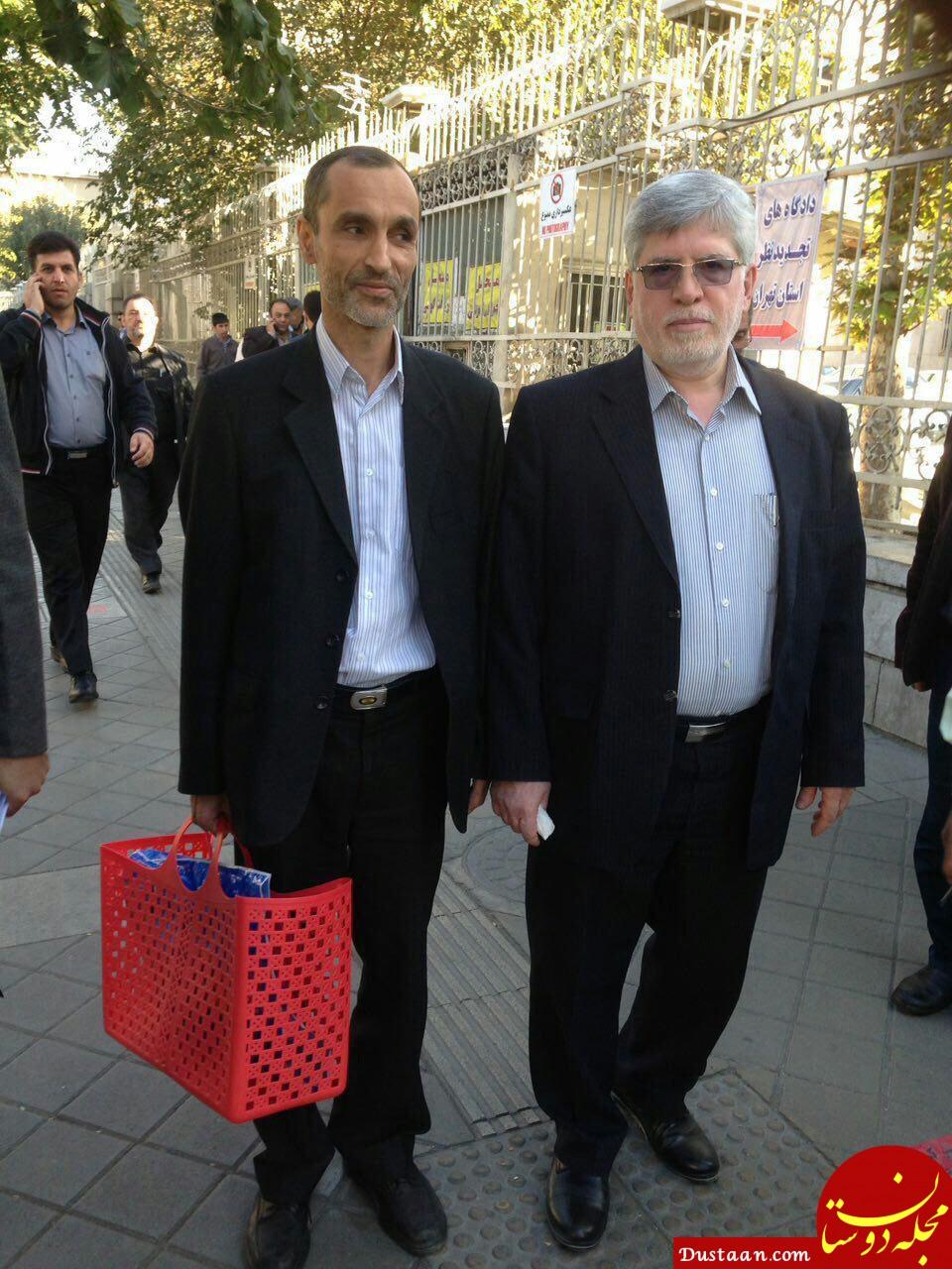 تصادفی که معاون احمدی نژاد را لو داد