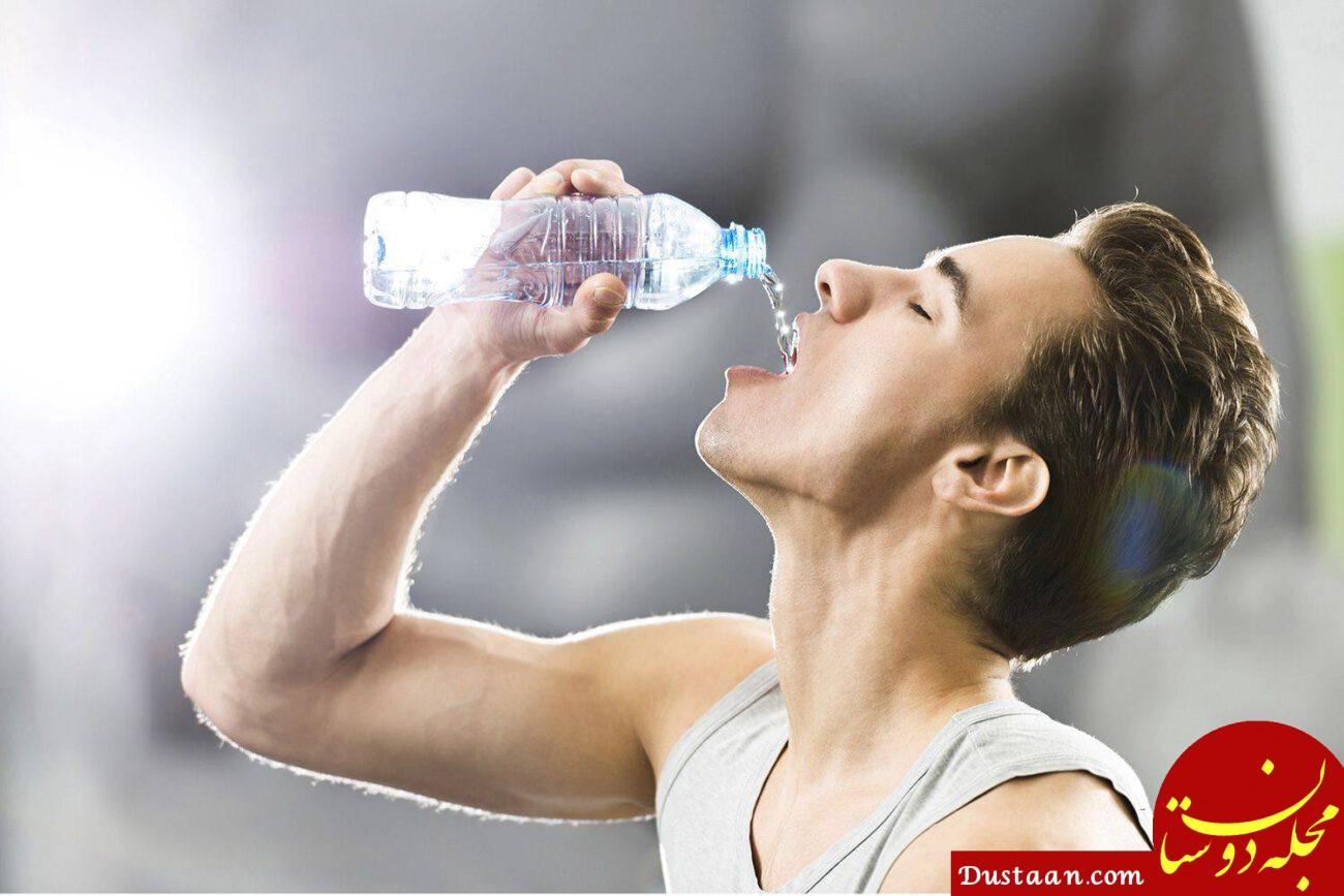 عوارض زیاده روی در نوشیدن آب