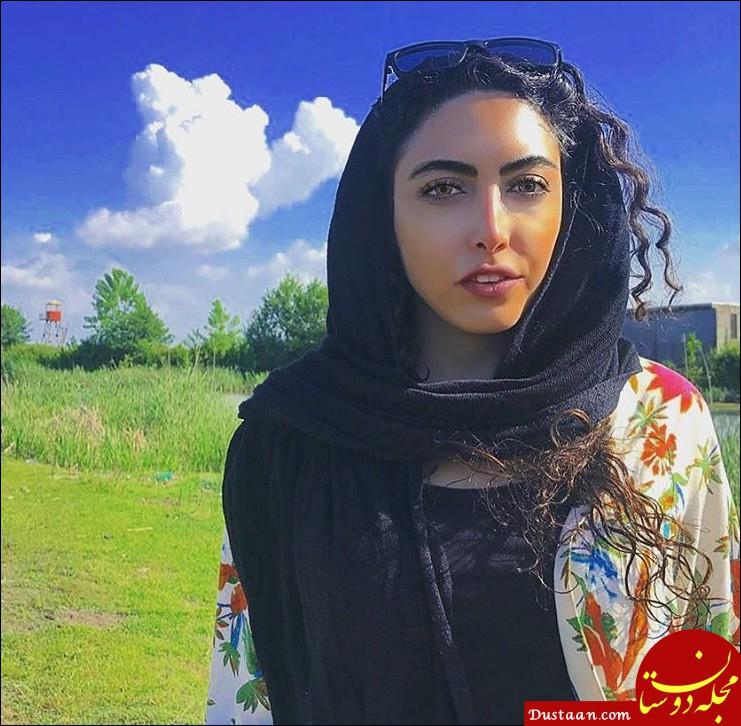 بیوگرافی و عکس های دیدنی ساناز طاری + کشف حجاب و خداحافظی از بازیگری