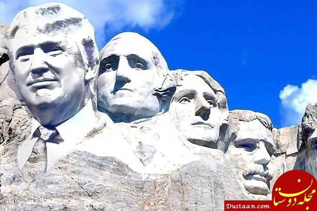 آرزوی واهی رئیس جمهور! +عکس