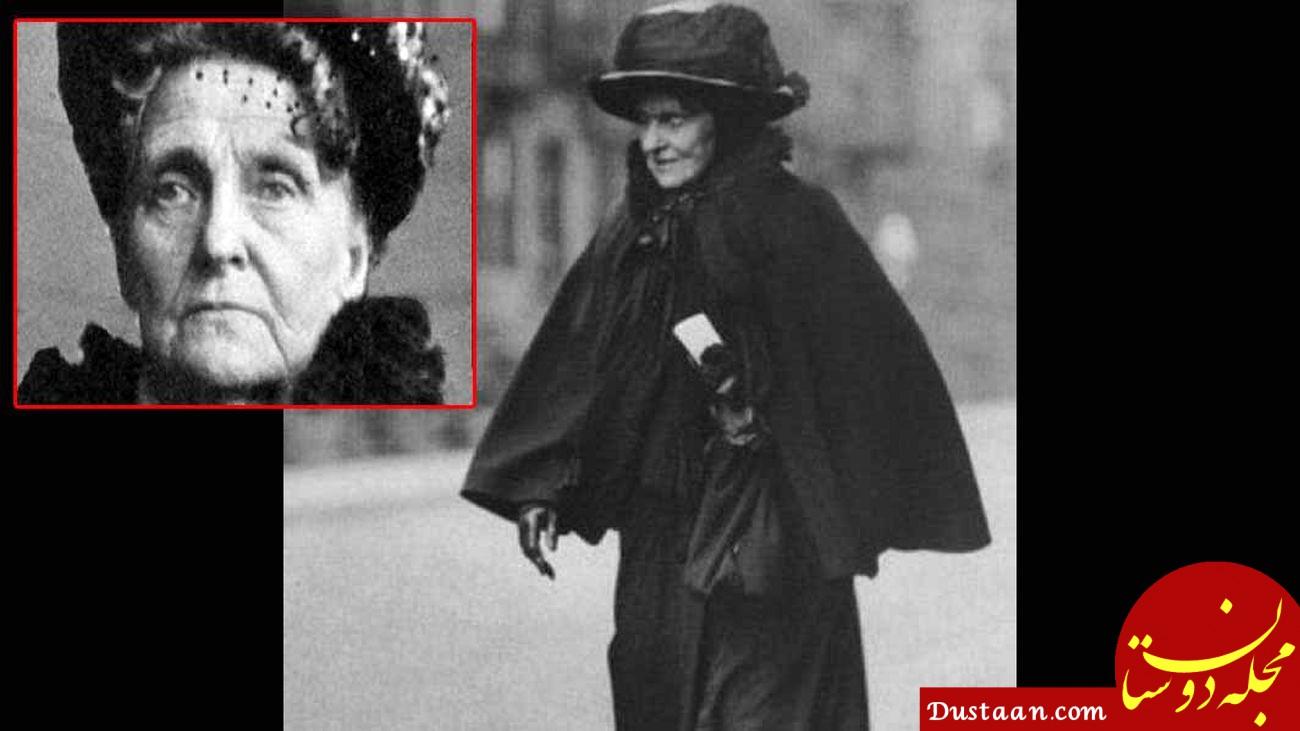 خسیس ترین زن تاریخ جهان را بشناسید! +عکس