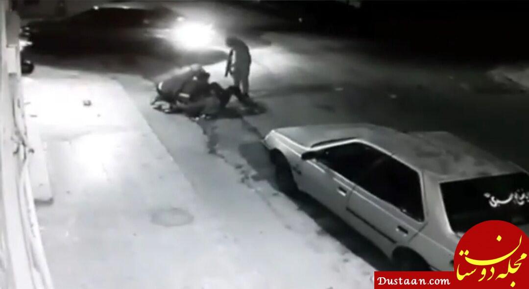 توضیحات پلیس دزفول درخصوص زورگیری مسلحانه از یک زن +عکس