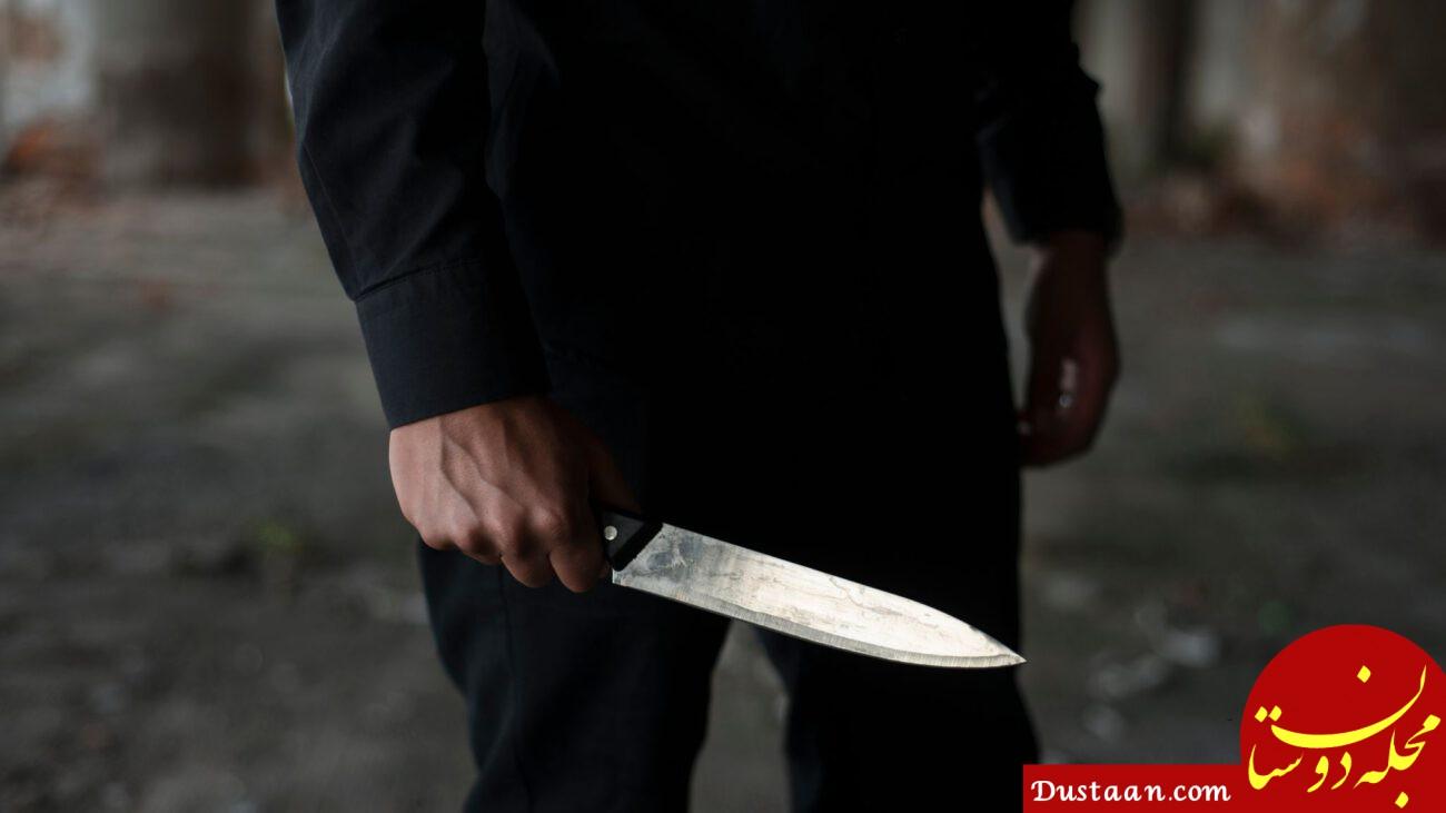 مرد افغان به خاطر سرقت، زن ایرانی را کشت
