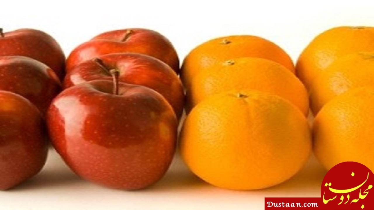 مضرات مصرف میوه های کپک زده