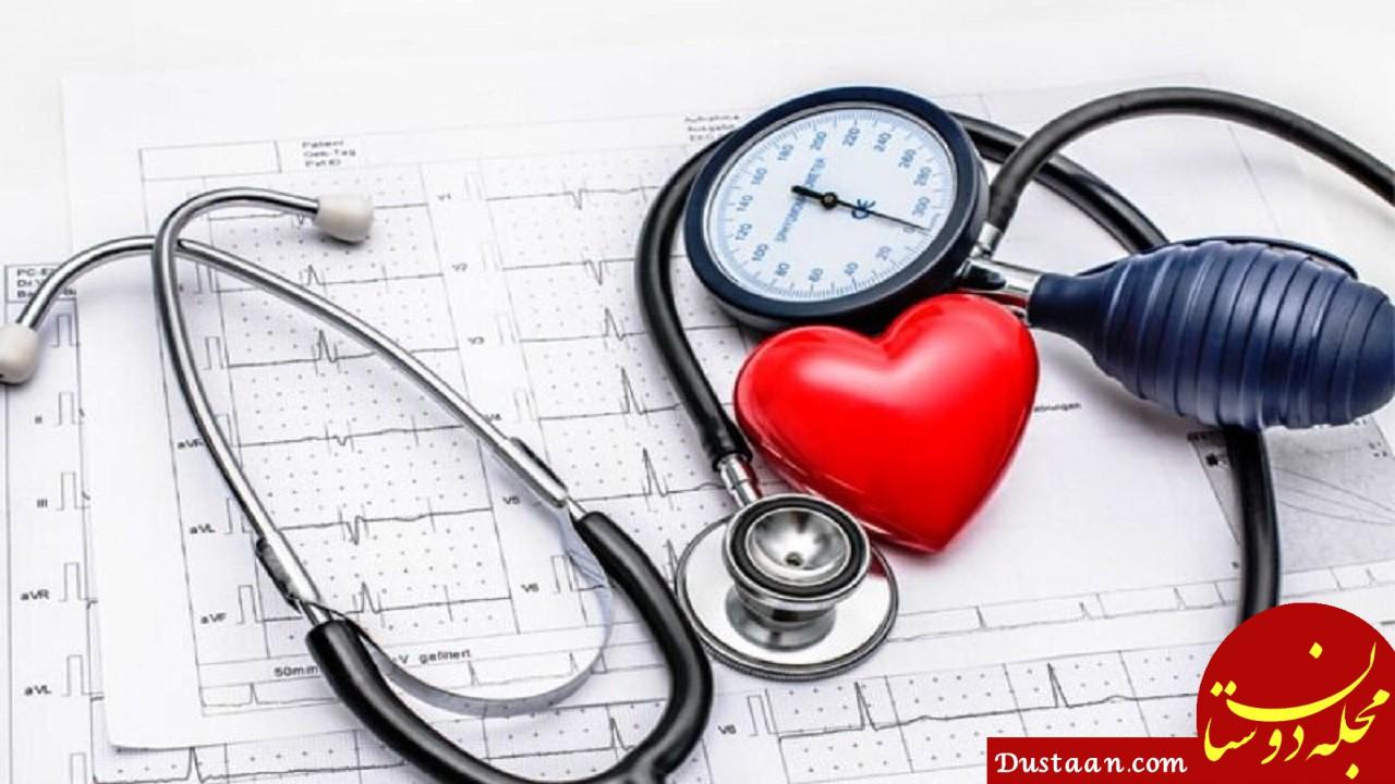 درمان فشار خون به کمک طب سنتی
