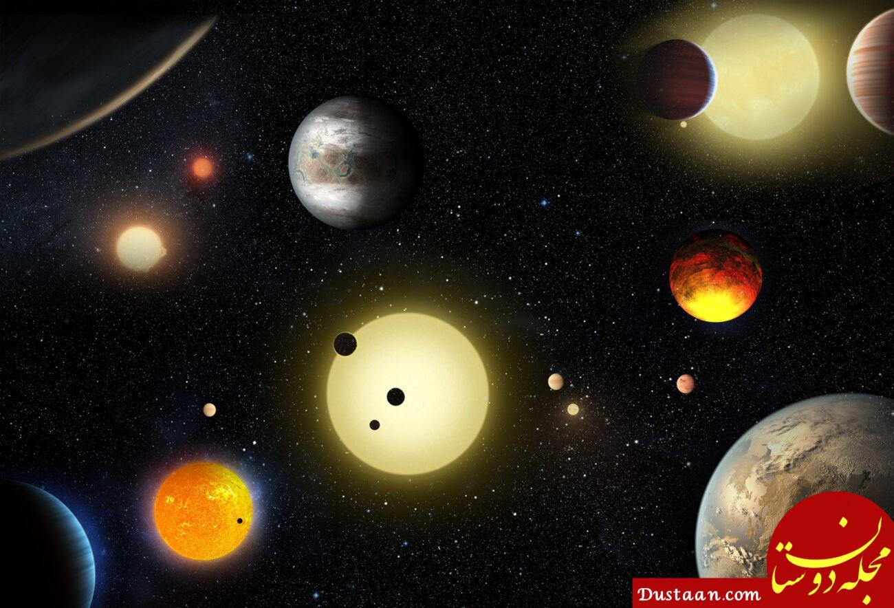 احتمال وجود زندگی در بیش از صد هزار سیاره فراخورشیدی
