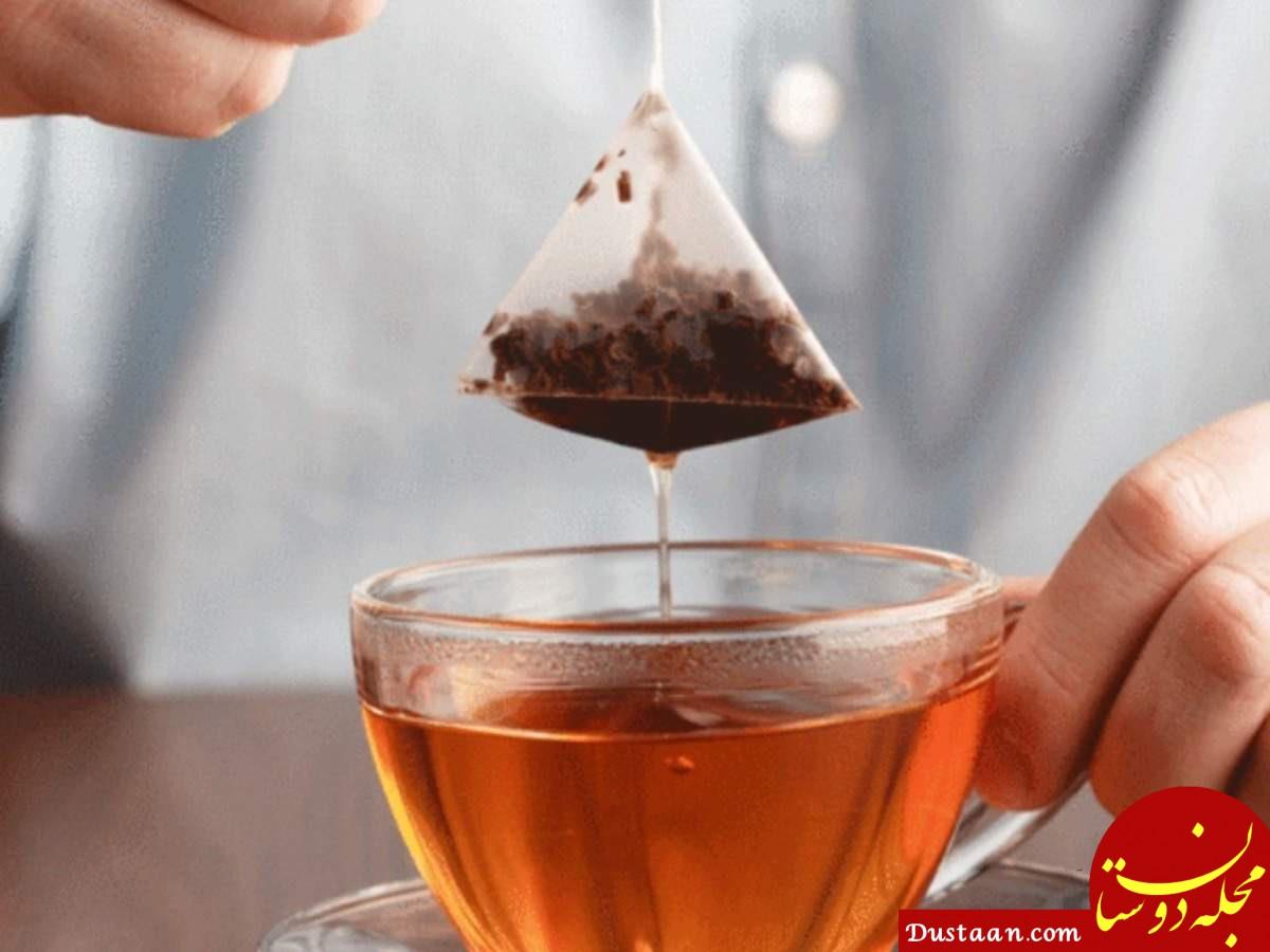 چای به صرف 11 میلیارد میکرو پلاستیک!
