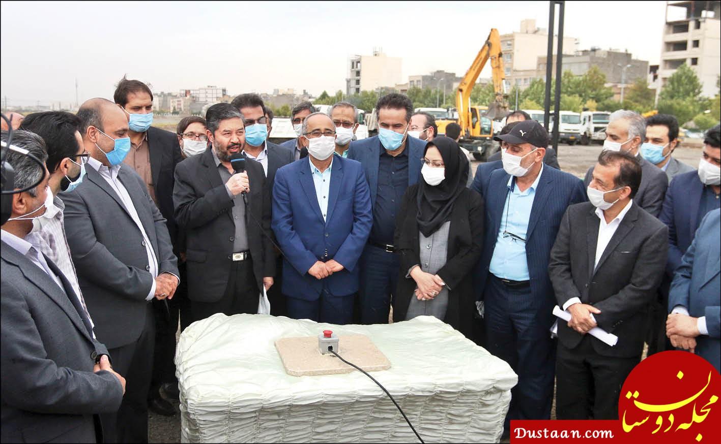 آغاز عملیات اجرایی فاز اول «رود پارک» مشهد