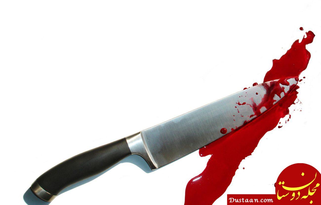 گفت و گو با زن جوانی که ناخواسته شوهرش را با چاقو کشت