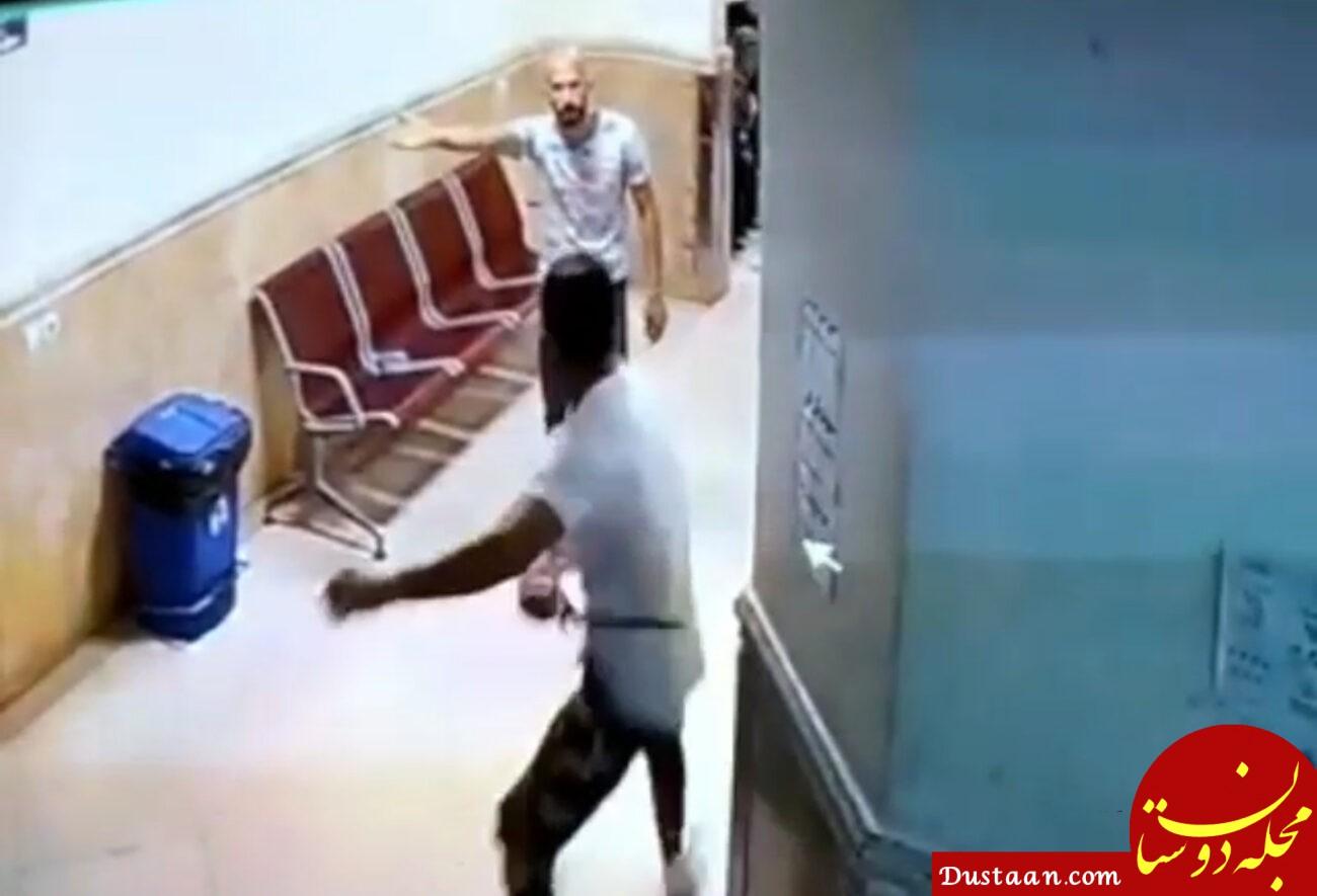 ماجرای حمله شبانه اوباش به بیمارستان
