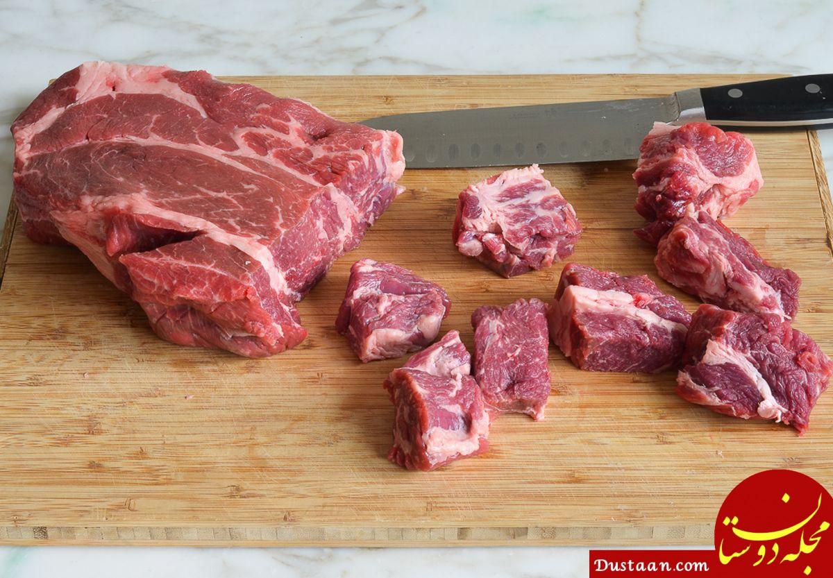 نکات مهم در هنگام خرید گوشت