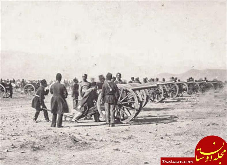 گام های محکم امیرکبیر در مسیر خودکفایی نظامی