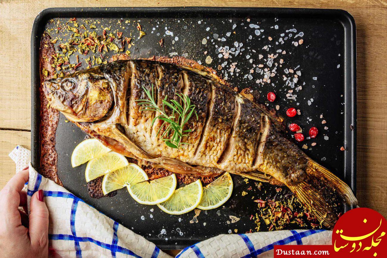 بهترین ادویه برای پخت ماهی +روش تهیه