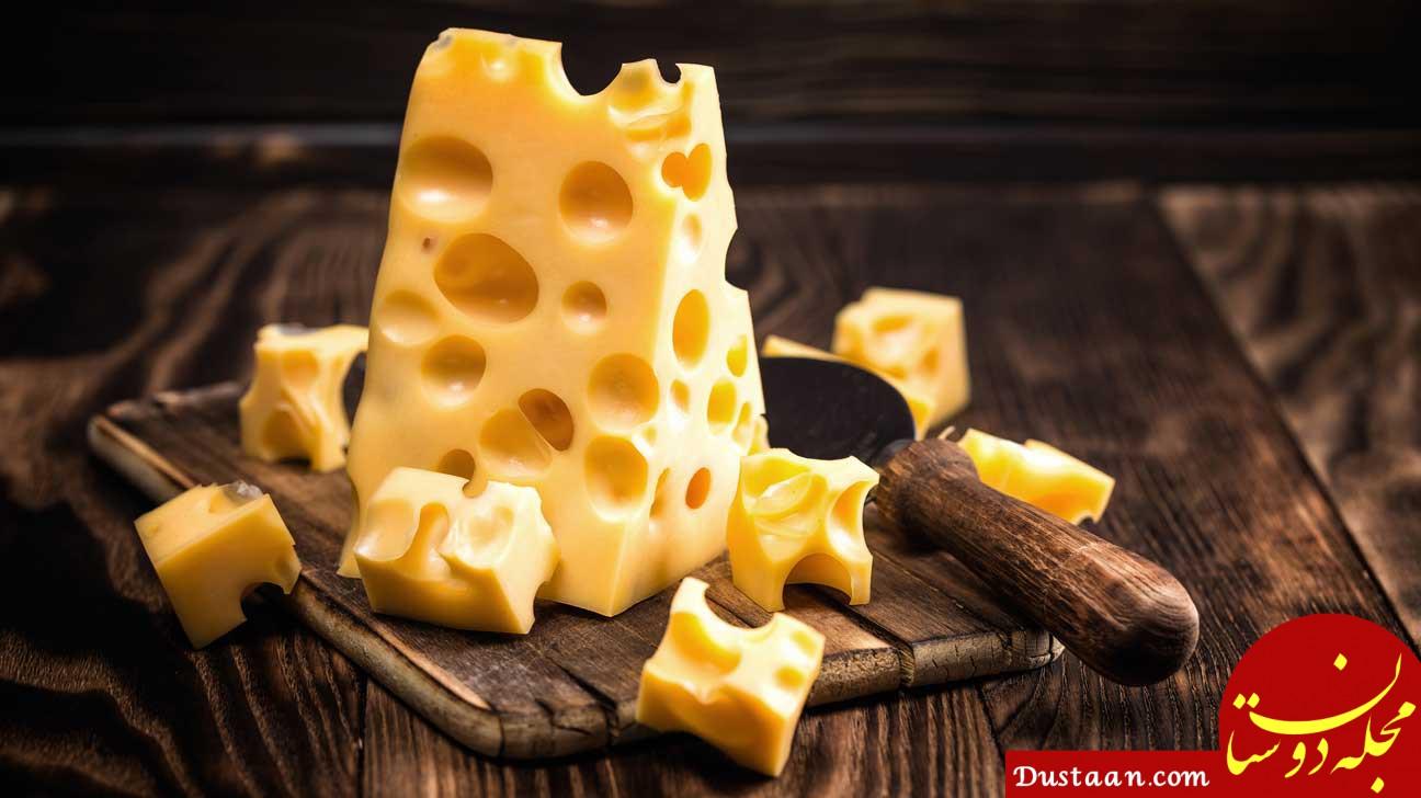 محققان دلیل بدبو بودن پنیر را کشف کردند!