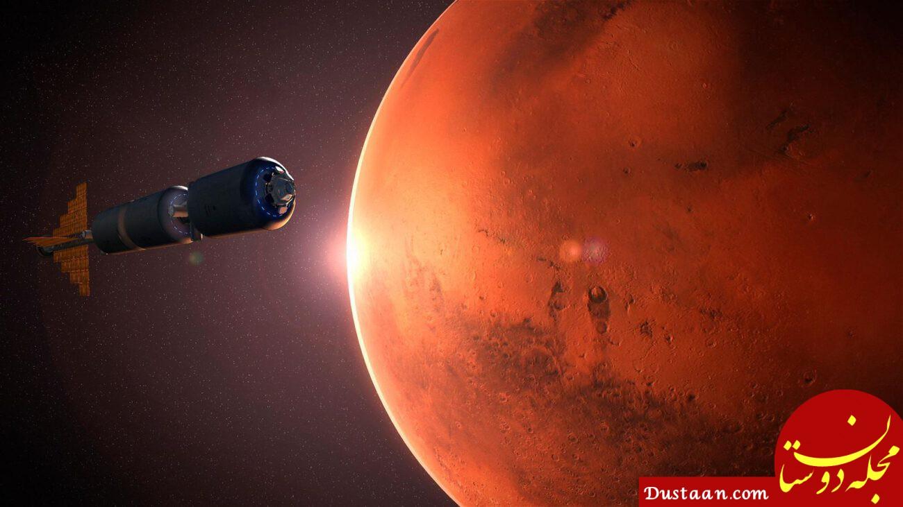 سفر به مریخ فقط 3 ماه