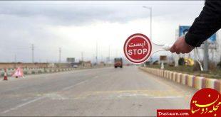 محدودیت تردد در مبادی ۲۵ شهر و جریمه ۵۰۰ هزاری متخلفان