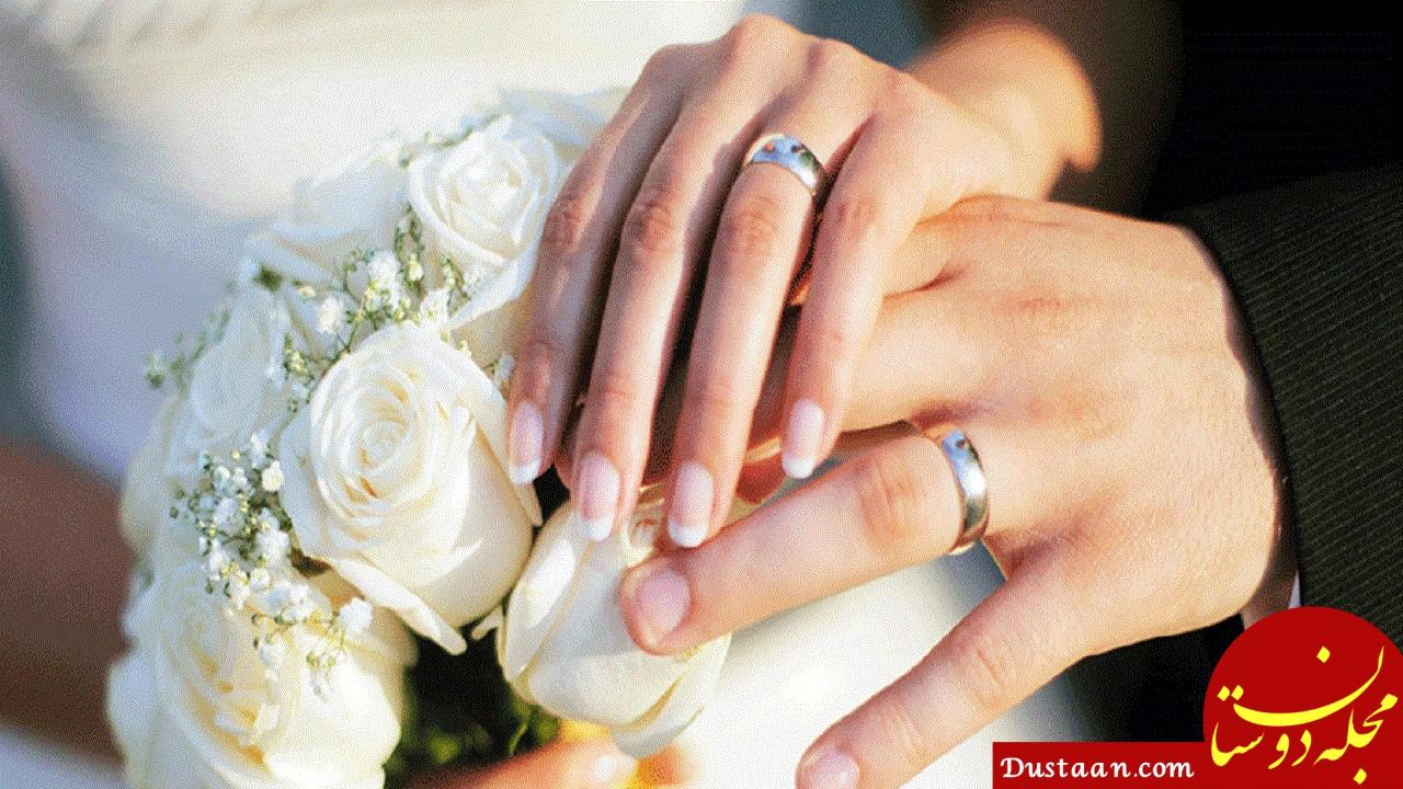 خوشبختی 10 روزه تازه عروس!