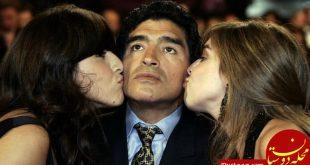 واکنش دختر مارادونا به نتیجه کالبدشکافی پدرش
