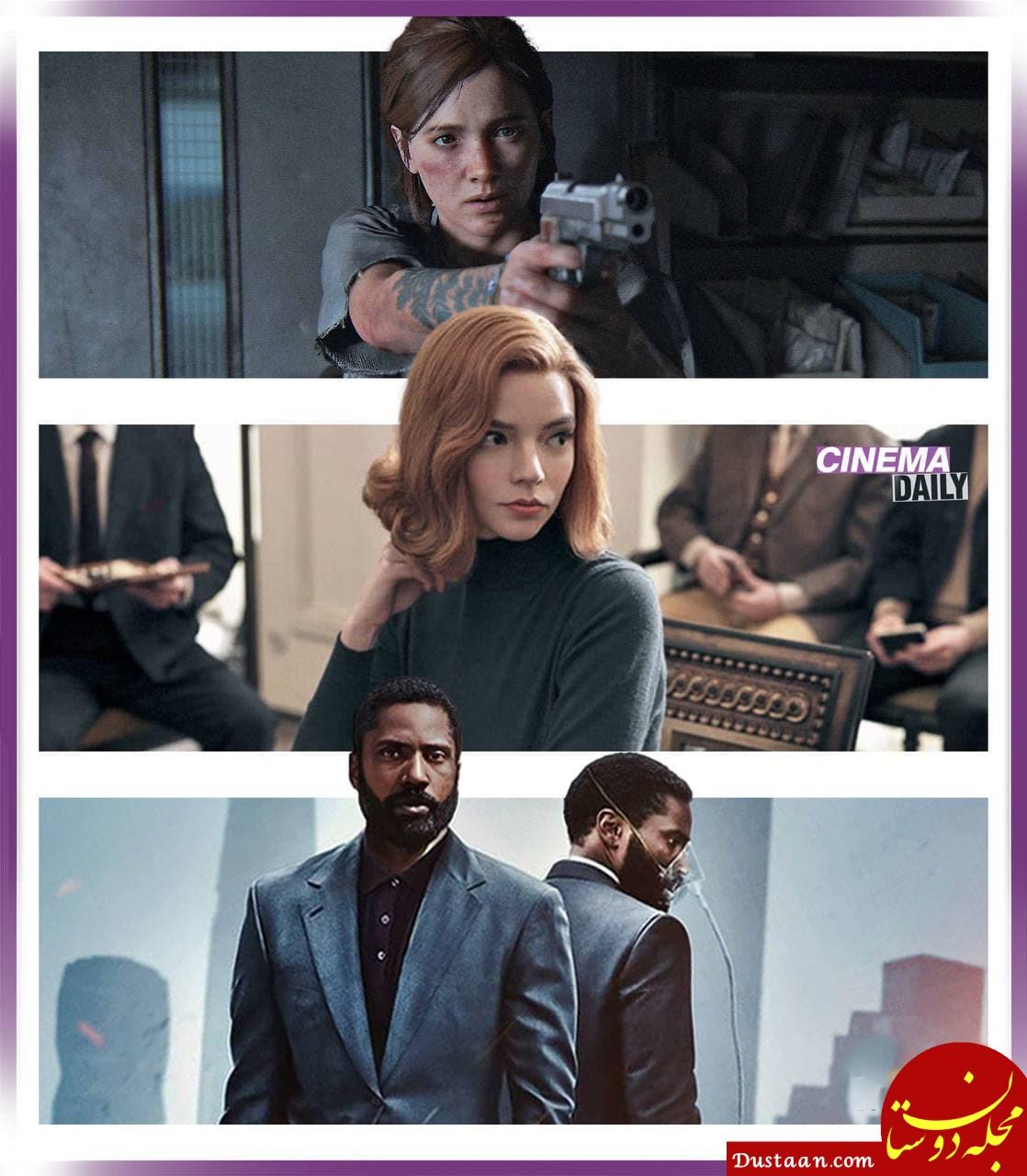 بهترین فیلم ها، سریال ها و گیم های سال به انتخاب مخاطبان سایت متاکریتیک