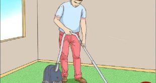 چگونگی تهیه محلول خانگی شوینده فرش