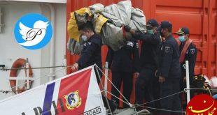 کشف بقایای هواپیما و اجساد سرنشینان بوئینگ 737-500 از دریای جاوه اندونزی