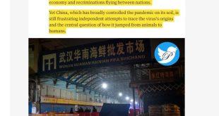 فردا دوشنبه سالگرد اولین قربانی رسمی کرونا در چین است!