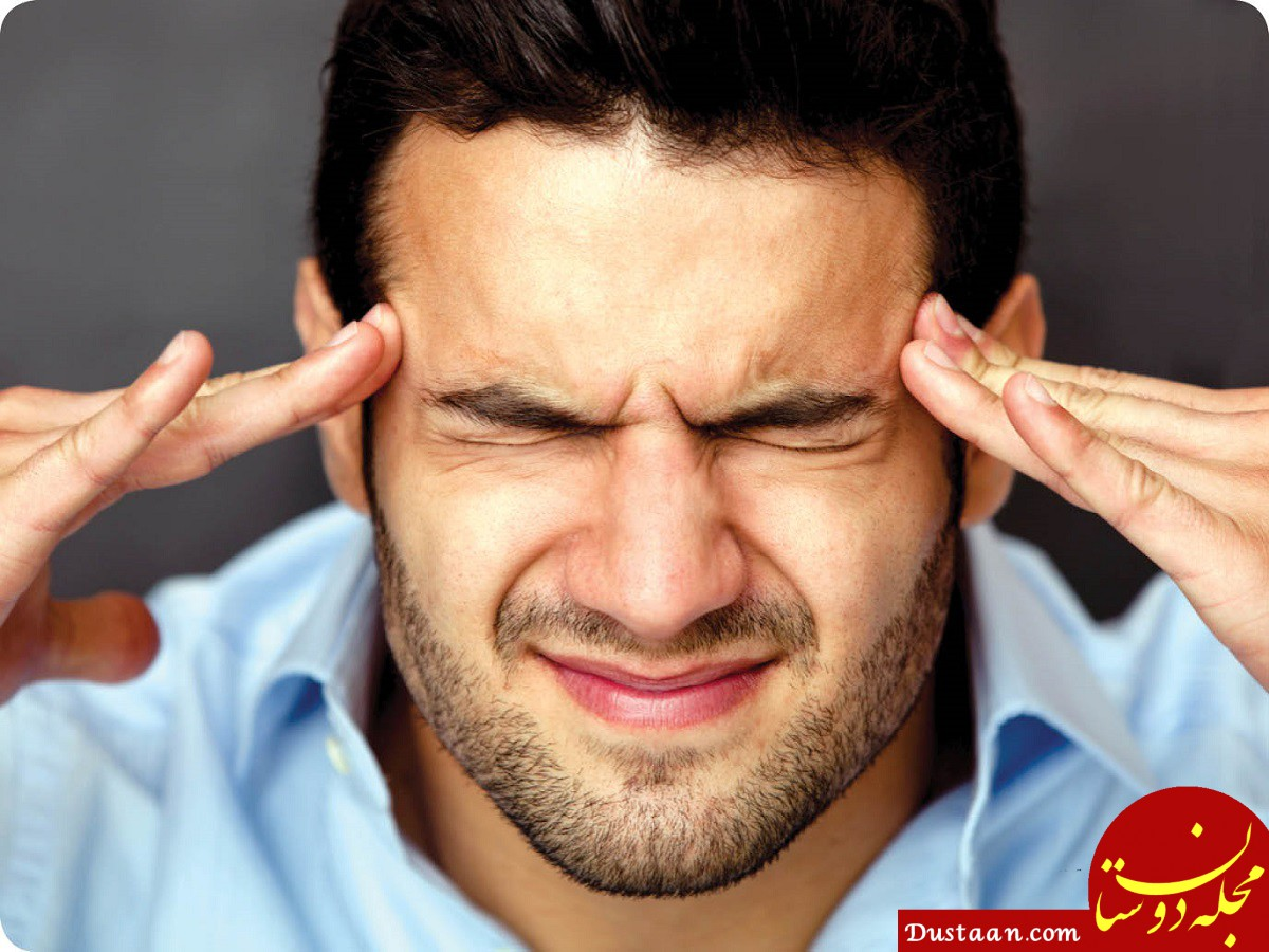 دلایل سردرد ناشی از گرسنگی