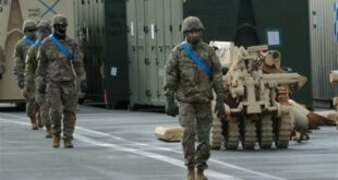 آماده باش نیروهای نظامی در شهر های مهم آمریکا