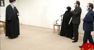 تجلیل رهبر انقلاب از برجستگی علمی و اخلاص شهید فخریزاده