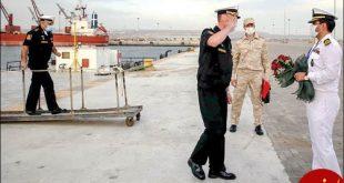 رزمایش مشترک ایران،هند و روسیه در اقیانوس هند آغاز شد