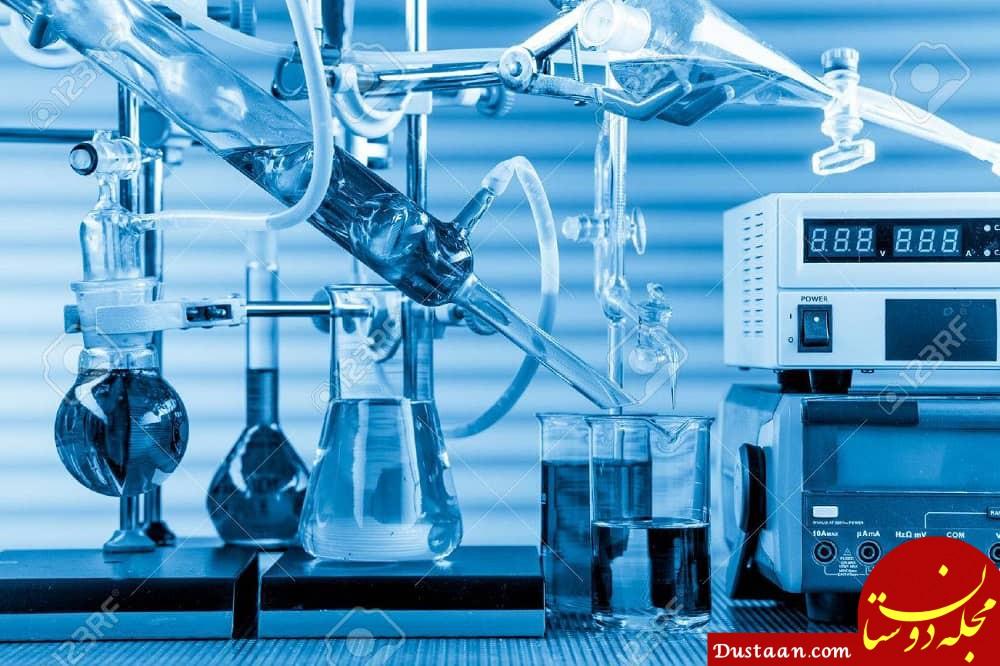 ترازو پرکاربردترین وسیله در آزمایشگاه شیمی