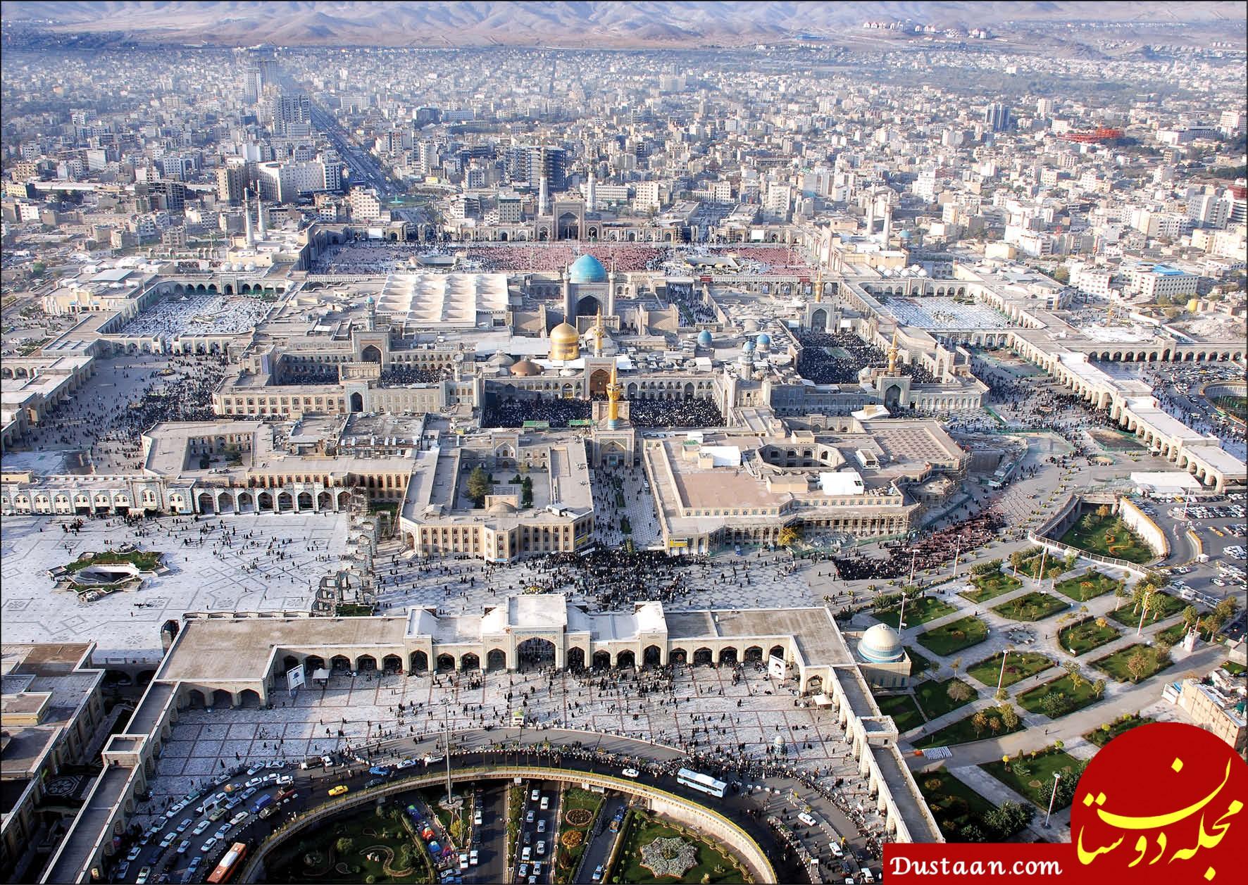 تصویب طرح تفصیلی بافت اطراف حرم در شورای عالی شهرسازی وچند نکته