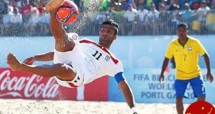 شوک AFC به فوتبال ساحلی؛ ایران به جام جهانی نرسید
