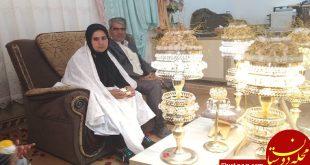 دامادی که امروز باید برای فرزندش عروسی میگرفت!