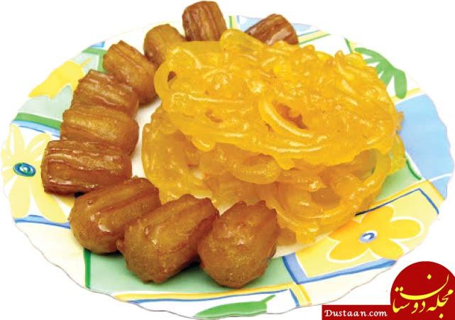 مصرف زولبیا و بامیه در ماه رمضان ممنوع!