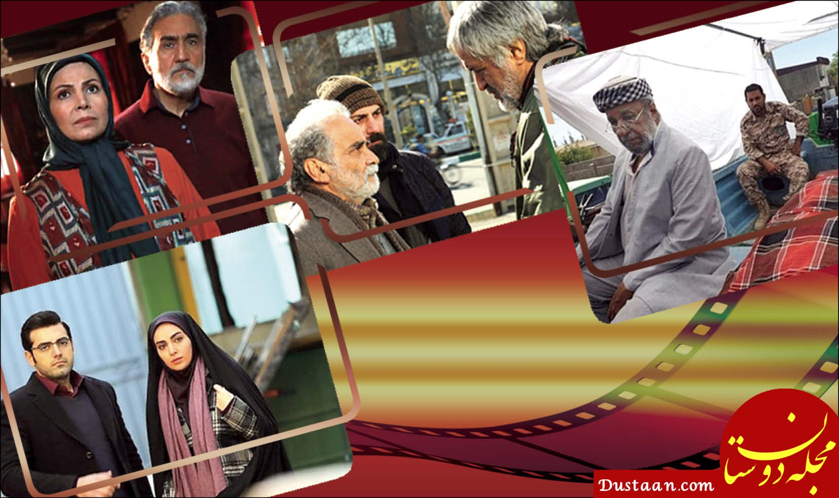 سریال های رمضانی تلویزیون و یک اتفاق عجیب!