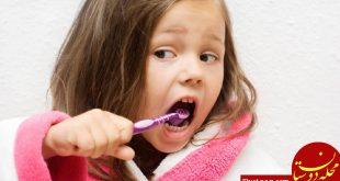 علت بوی بد دهان کودکان چیست؟