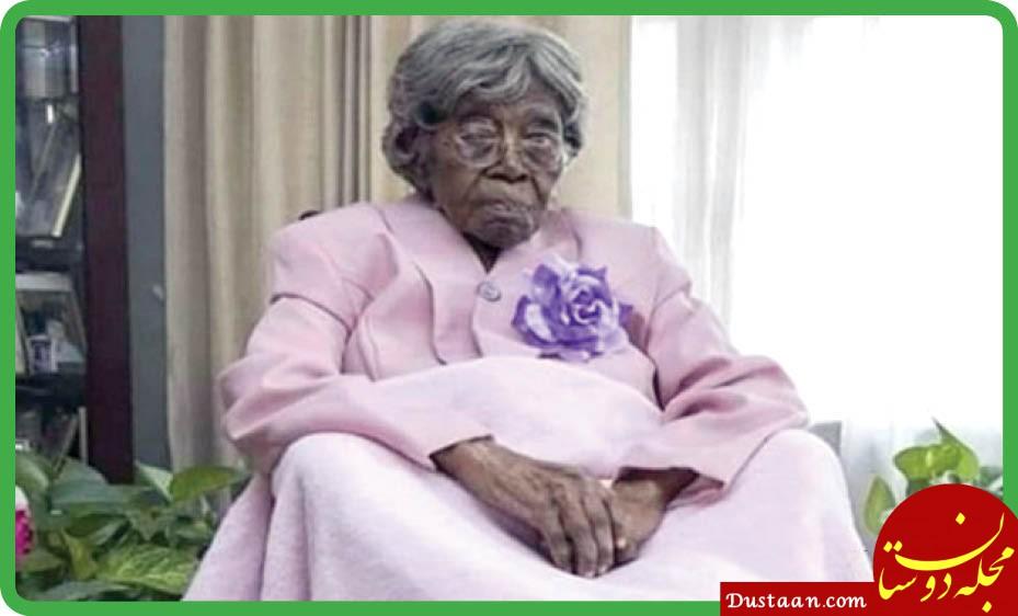 پیرترین شهروند آمریکایی در ۱۱۶ سالگی درگذشت