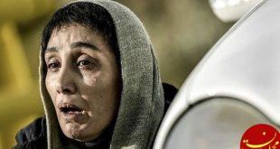 عکس سانسورشده هدیه تهرانی در همگناه