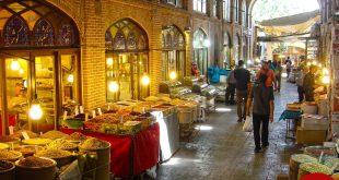 تداوم تعطیلی بازار بزرگ تهران