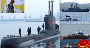 کشف بقایای زیردریایی گمشده اندونزیایی