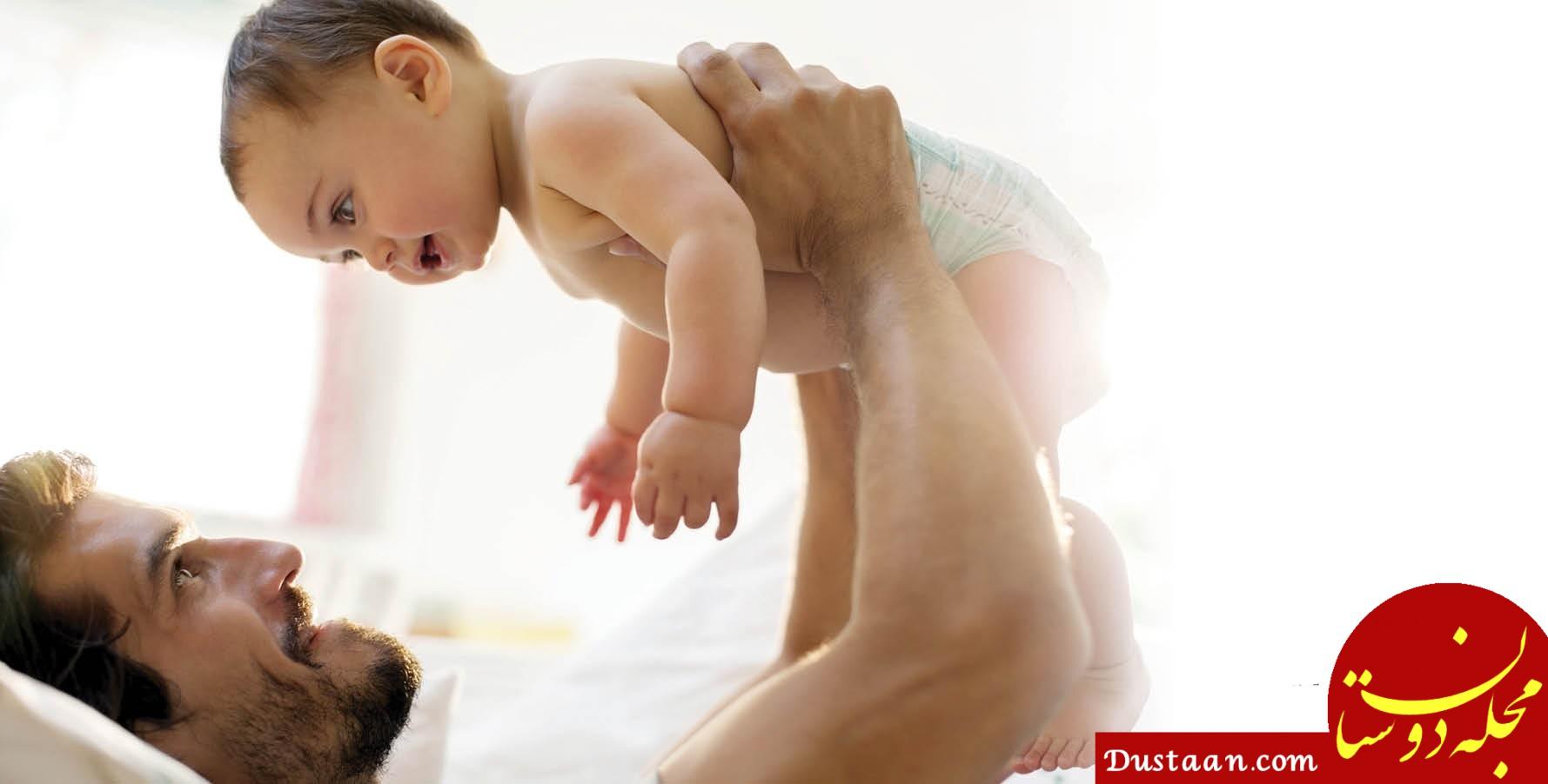 تغذیه مناسب و سلامت جسمی و روحی پدر تأثیر زیادی در باروری او دارد