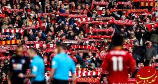 بازگشت تماشاگران انگلیسی به استادیومهای فوتبال