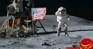کالینز، ماهنوردِ ماه ندیده درگذشت